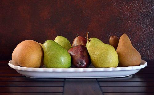 pears fruit fresh