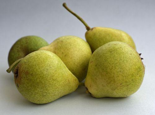 pears natural fruit