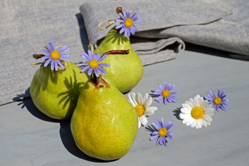 pears fruit fruits