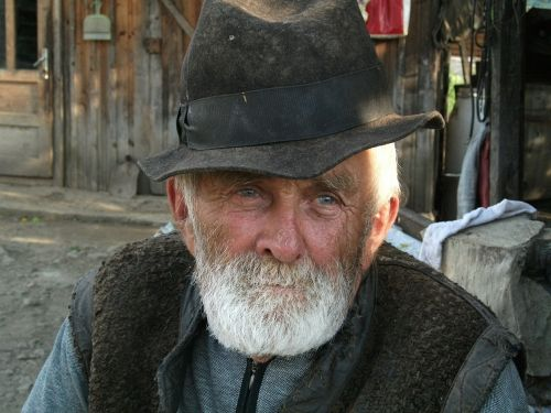peasant farmer farmer romania