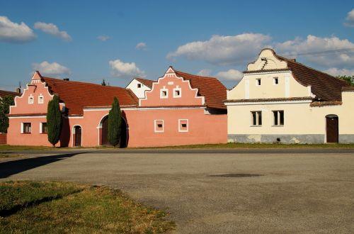 peasant baroque village architecture