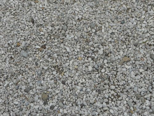 pebble gravel bed steinchen