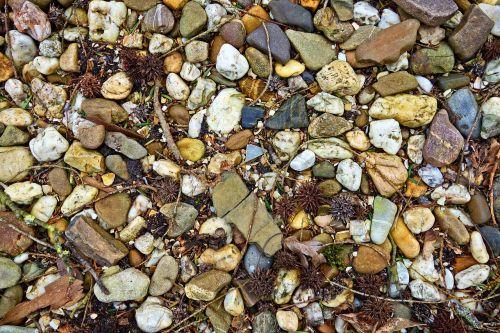 pebble stone rock