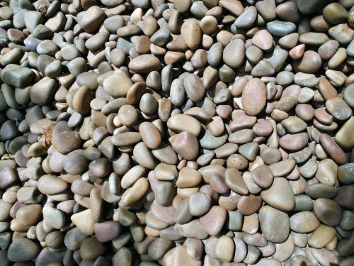 pebble stones rock