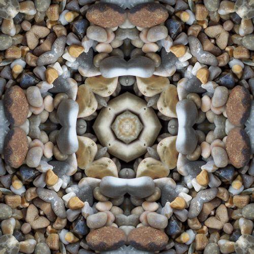 Pebble Kaleidoscope