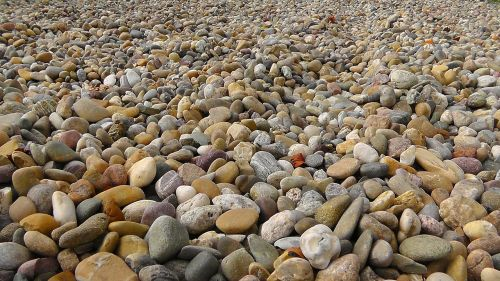 pebbles stones about