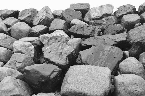 pebbles coastline beach
