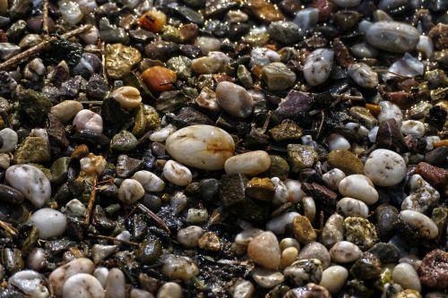 pebbles wet deco