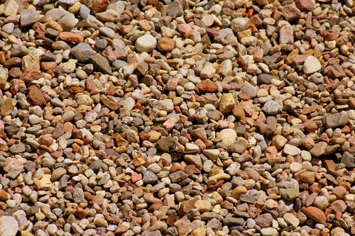 pebbles  minor  the background