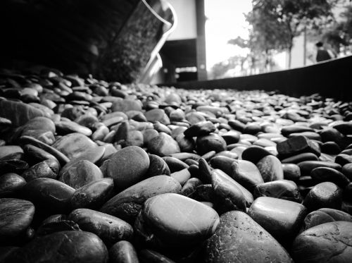pebbles stones rock