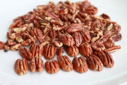 pecan toasted nuts candied nuts