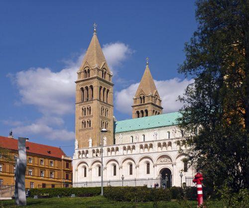 pécs five churches dom