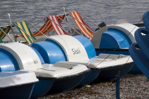 pedal boats  ranking  lake