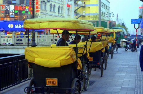 Pedal Cabs