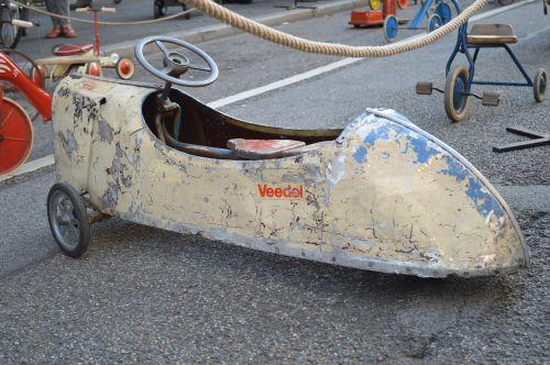pedal car toys classic