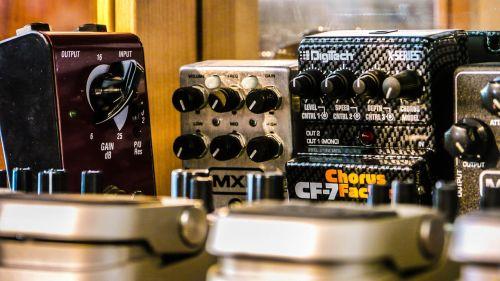 pedalai,gitaros,elektrinis