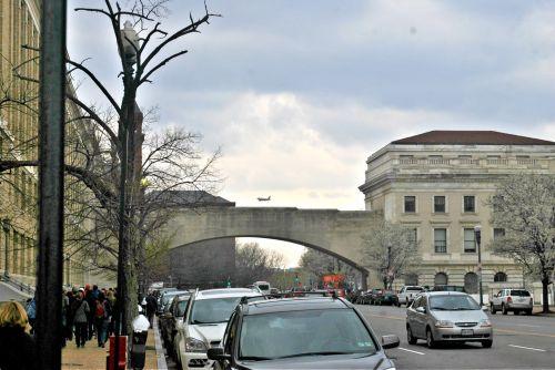 Pedestrian Arch
