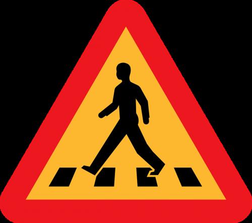 pedestrian crosswalk pedestrian crossing crosswalk
