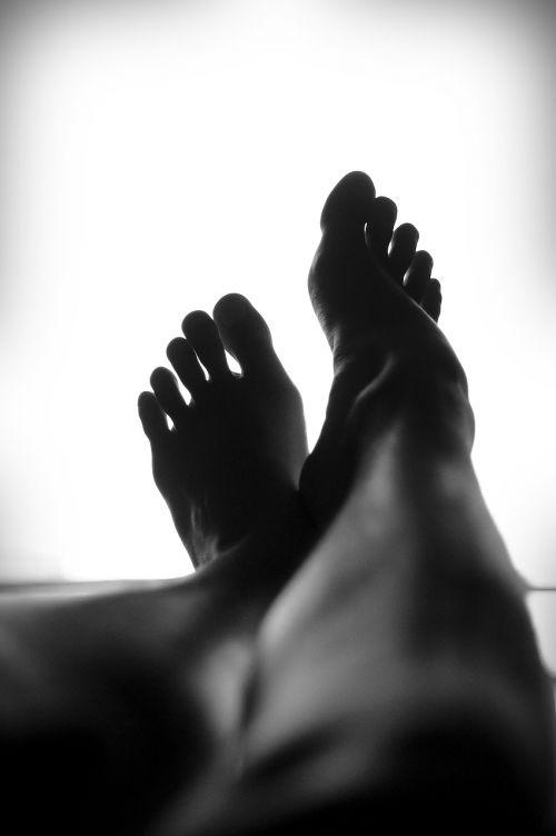 pedicure feet legs
