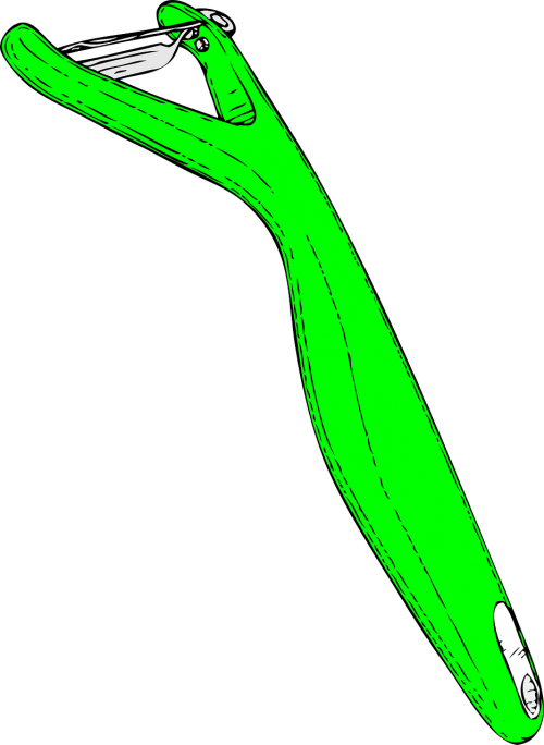 peeler blade tool