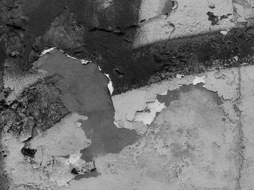 fonas, tapetai, žievelės, lupimas & nbsp, dažai, juoda & nbsp, balta, lupimasis dažų fonas 2