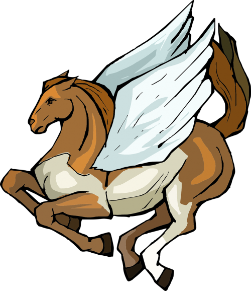 pegasus horse wings