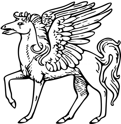 pegasus mythological horse