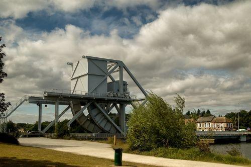 pegasus bridge normandy france