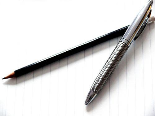 pen writing instruments graphite pencil