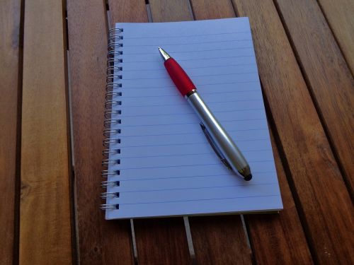 rašiklis,popierius,Pastabos,verslas,rašiklis ir popierius,darbas,tuščias,Užrašų knygelė,komunikacija