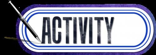 pen activity icon
