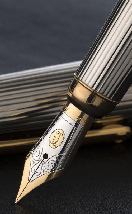 pen writing executive