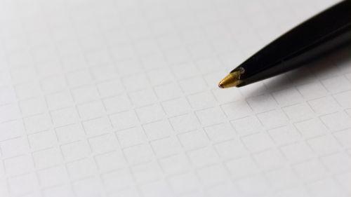 pen paper karos
