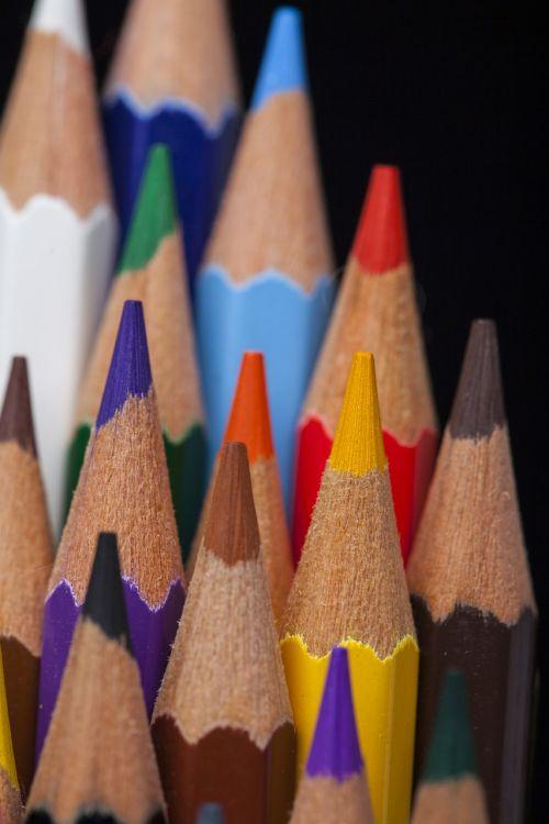pen color pencil