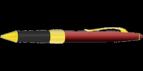 pen office ballpoint