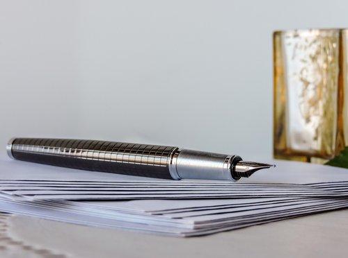 pen  correspondence  greeting