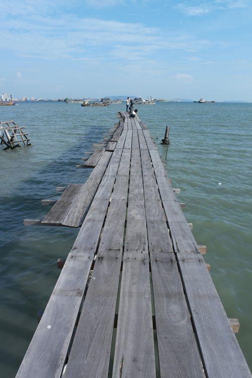 penang sea malaysia