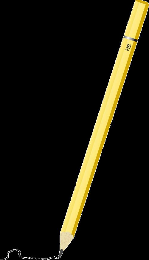 pencil pen writing