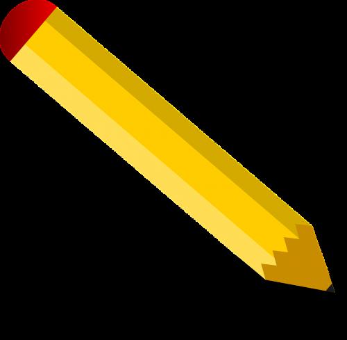 pencil pen write