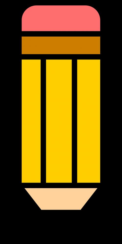 icon pencil write