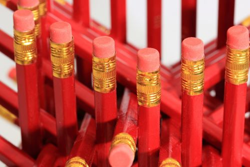 pencil superglue pointless