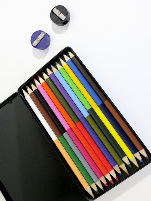 pencil colored pencil color