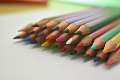 pencil color colored pencils