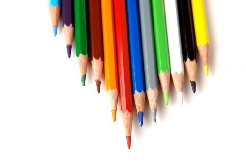 pencil crayon sharp