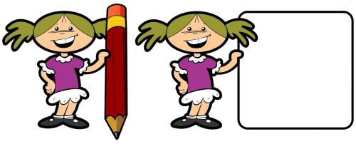pencil advertise write