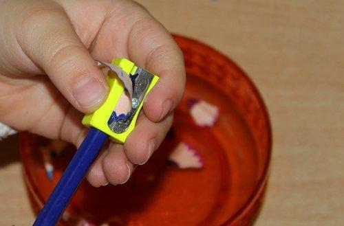 pencil sharpener  sharpening  pencil