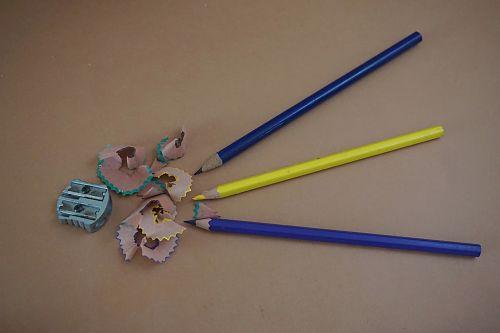pencils coloured pencils drawing