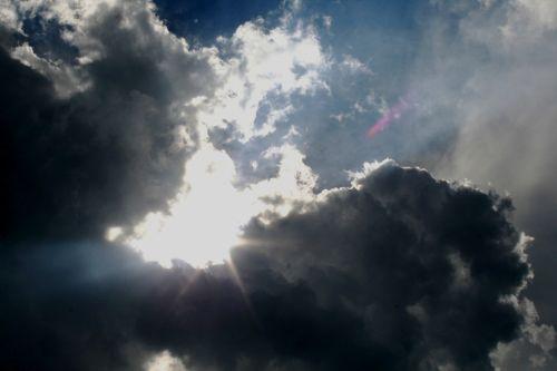 Penetrating Sunlight