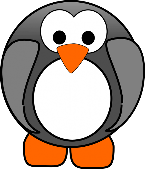 penguin tux bird