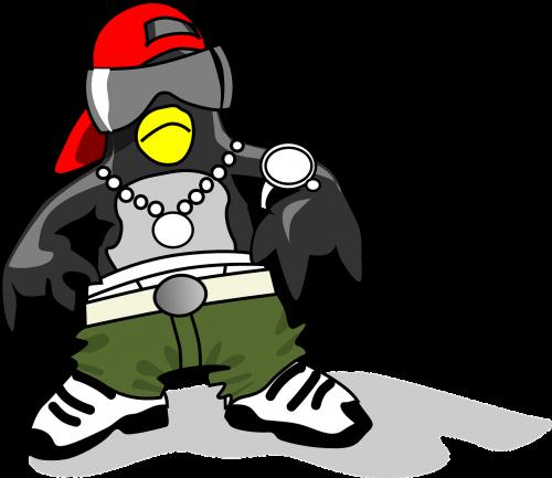 penguin tux linux